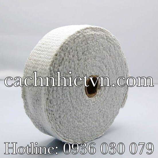 băng vải sợi gốm ceramic chịu nhiệt