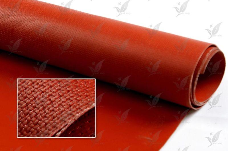 Vải silicone chống cháy minh quân