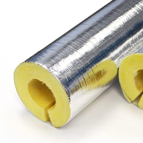 ống cách nhiệt glaswool có bạc